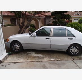 1993 Mercedes-Benz 500SEL for sale 101151053