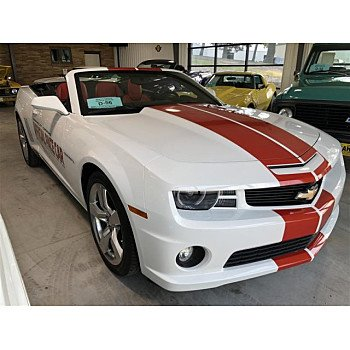 2011 Chevrolet Camaro SS Convertible for sale 101151083