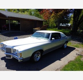 1972 Pontiac Grand Prix Coupe for sale 101151102