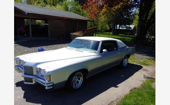 1972 Pontiac Grand Prix Coupe for sale 101151102