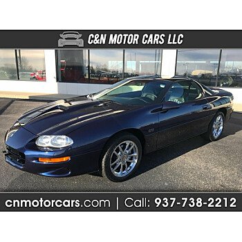 2002 Chevrolet Camaro Z28 Coupe for sale 101151109