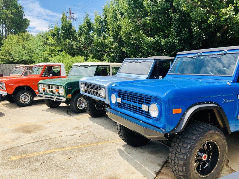 Ford Bronco Classics for Sale near Atlanta, Georgia