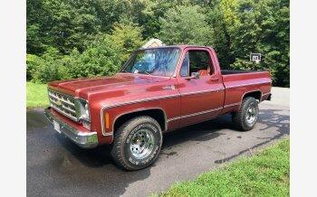 1978 Chevrolet C/K Truck Scottsdale for sale 101151154
