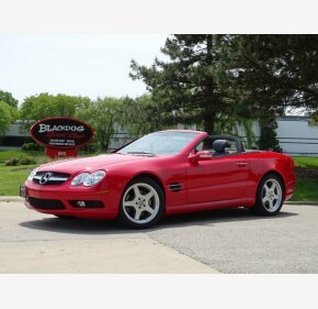 2003 Mercedes-Benz SL500 for sale 101151209