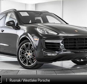 2017 Porsche Cayenne for sale 101151252