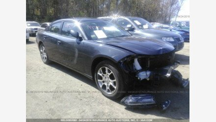 2016 Dodge Charger SXT AWD for sale 101151636
