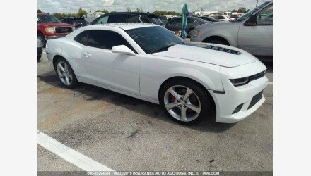 2014 Chevrolet Camaro SS Coupe for sale 101151653