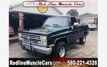 1987 Chevrolet C/K Truck Classics for Sale - Classics on Autotrader