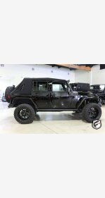 2013 Jeep Wrangler 4WD Unlimited Sport for sale 101151787