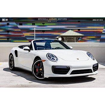 2017 Porsche 911 Cabriolet for sale 101151804
