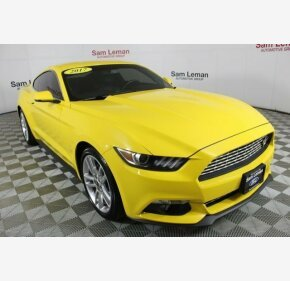 2017 Ford Mustang Coupe for sale 101151896