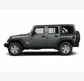 2015 Jeep Wrangler 4WD Unlimited Sport for sale 101151918