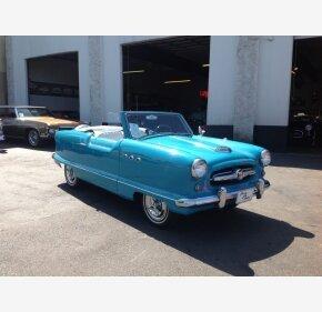 1954 Nash Metropolitan for sale 101151923