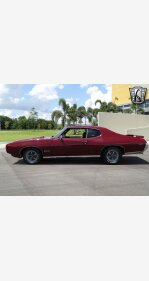 1969 Pontiac GTO for sale 101151936