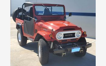 1965 Toyota Land Cruiser for sale 101152010