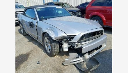 2014 Ford Mustang Convertible for sale 101152164