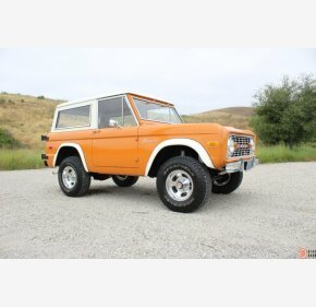 1975 Ford Bronco for sale 101152554