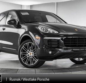 2016 Porsche Cayenne for sale 101152586