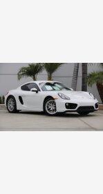 2016 Porsche Cayman for sale 101152662