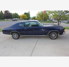 1972 Chevrolet Chevelle Malibu for sale 101152887