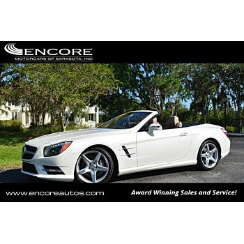 2013 Mercedes-Benz SL550 for sale 101152918