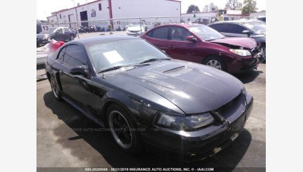 2003 Ford Mustang GT Coupe for sale 101153154