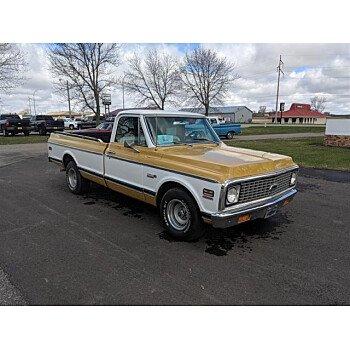 1972 Chevrolet C/K Truck for sale 101153442