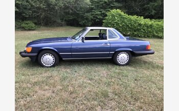 1986 Mercedes-Benz 560SL for sale 101153496