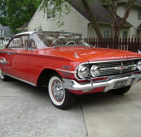 1960 Chevrolet Impala Coupe for sale 101153503