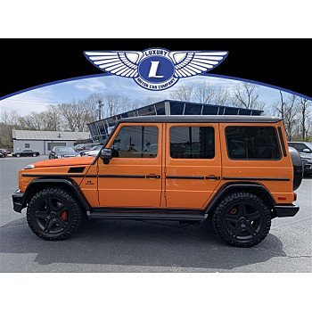 2016 Mercedes-Benz G63 AMG 4MATIC for sale 101153509