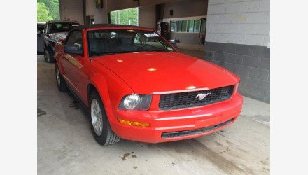2008 Ford Mustang Convertible for sale 101153626