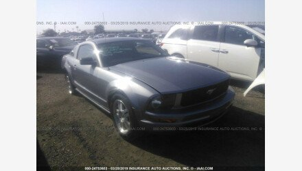2007 Ford Mustang Coupe for sale 101153742