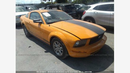2008 Ford Mustang Coupe for sale 101153784