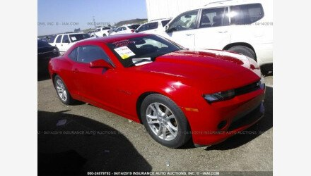 2015 Chevrolet Camaro LS Coupe for sale 101153823