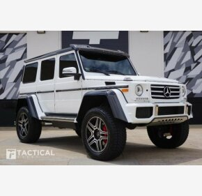 2017 Mercedes-Benz G550 Squared for sale 101153957