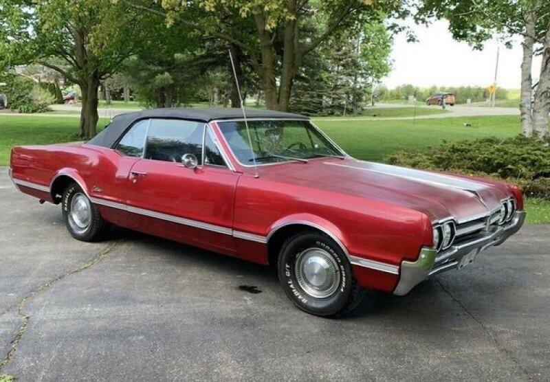1966 Oldsmobile Cutlass Classics For Sale Classics On Autotrader