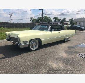 1968 Cadillac De Ville for sale 101154063