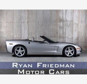 2005 Chevrolet Corvette Convertible for sale 101154083