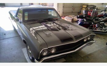 1967 Chevrolet El Camino SS for sale 101154115