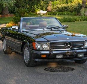 1987 Mercedes-Benz 560SL for sale 101154123