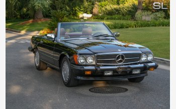 1987 Mercedes-Benz 560SL for sale 101154123