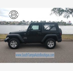 2012 Jeep Wrangler 4WD Sport for sale 101154149