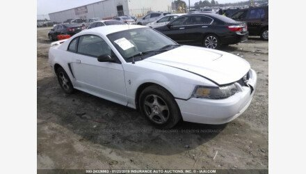 2003 Ford Mustang Coupe for sale 101154290
