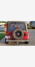 1999 Jeep Wrangler 4WD SE for sale 101154481