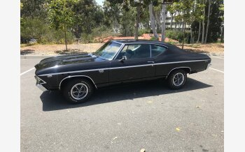 1969 Chevrolet Chevelle SS for sale 101154569
