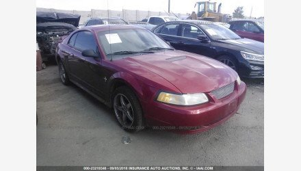 2000 Ford Mustang Coupe for sale 101154647