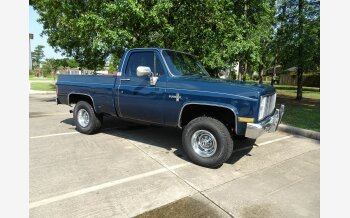 1986 Chevrolet C/K Truck 4x4 Regular Cab 1500 for sale 101154731