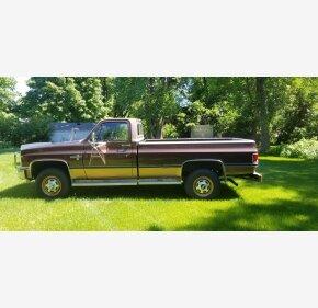 1982 Chevrolet C/K Truck 4x4 Regular Cab 3500 for sale 101154734