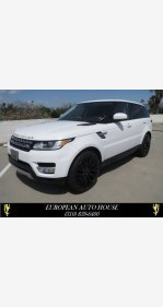 2015 Land Rover Range Rover Sport for sale 101154740
