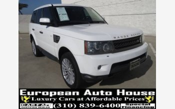 2011 Land Rover Range Rover Sport HSE for sale 101154743